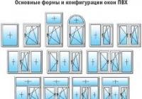 Как выбрать форму окна